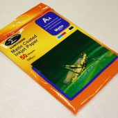 A4 matte paper 180 gsm [50 pack]