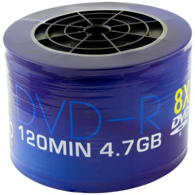 Aone DVD-R 8X Silk Screen – 50 Pack