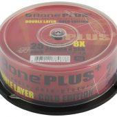DVDR 8X DL Gold Edition 25pack]