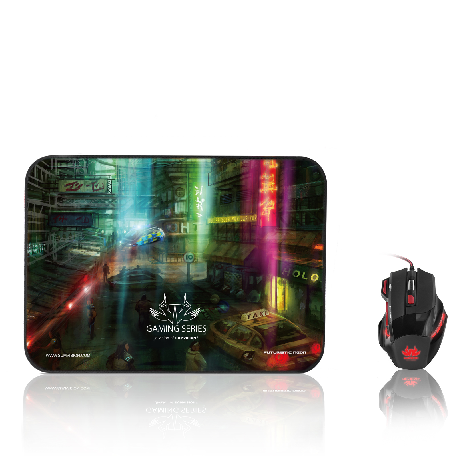 Mouse Pad Combo