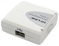 TP Link TL-PS310U Single USB2.0 Port MFP and storage server \u2013 MT
