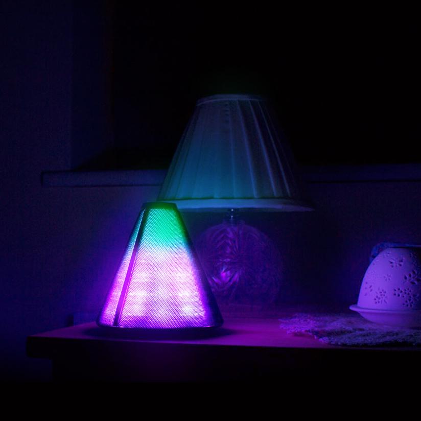 Sumvision Psyc Prisim Dynamic LED Light Bluetooth Speaker