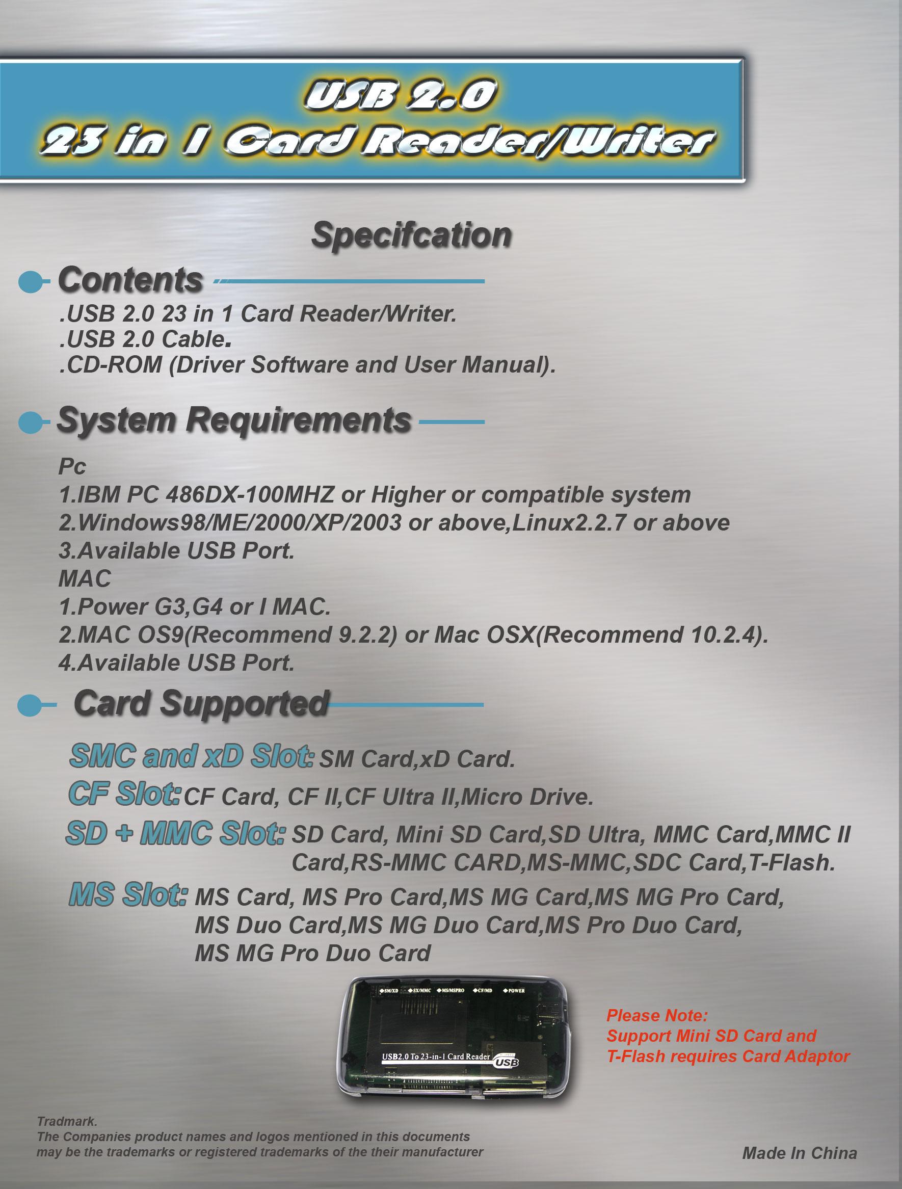 JOBO 23IN1 CARD READER WINDOWS 8 X64 DRIVER