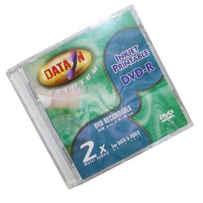 data on 8cm disc